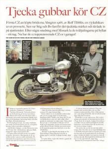 CZ Artikel Classic Motor 1