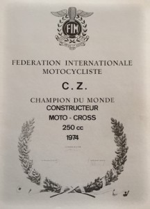 World Champion Constructor 1974