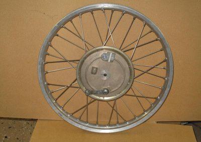 Framhjul 21 tum med däck alternativ