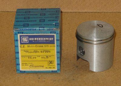 Kolv lång 125cc 1970 KS 55,00 55,25 55,50 56,00
