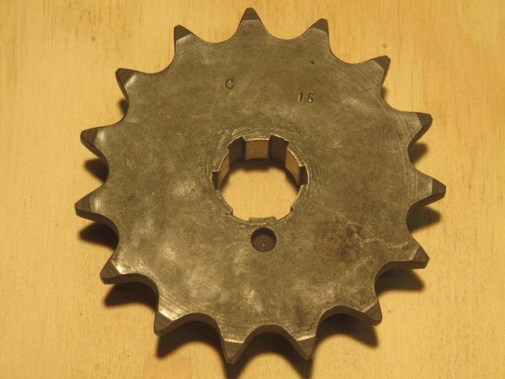 Chain Sprocket NOS 250cc Type 520 1964-68
