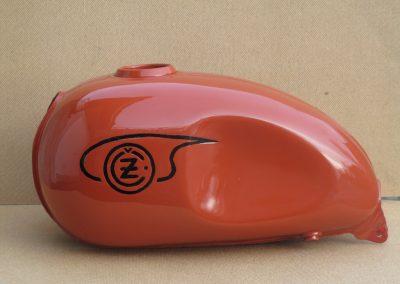 Tank CZ Cross 8L 1966-1970