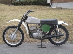 CZ 250cc 1972