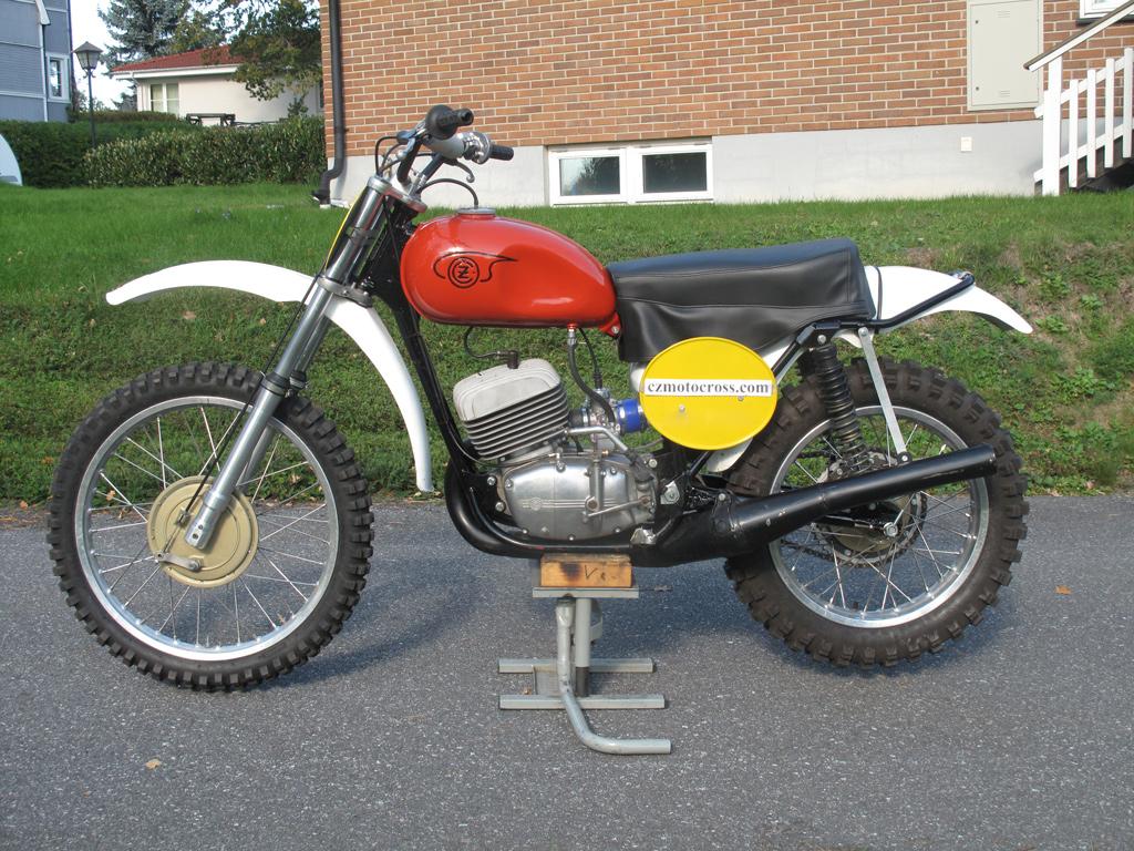 1973 CZ 380cc