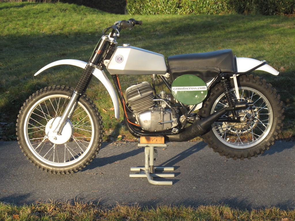 1973 CZ 250cc 1