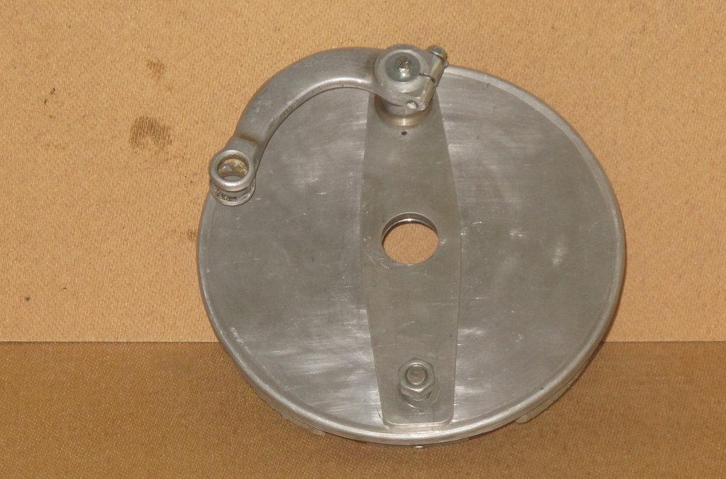 Back Plate Rear 1974-91