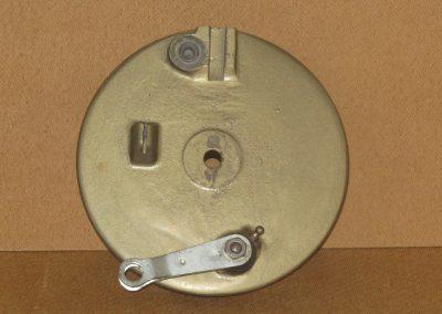Bromssköld fram magnesium 1964-69