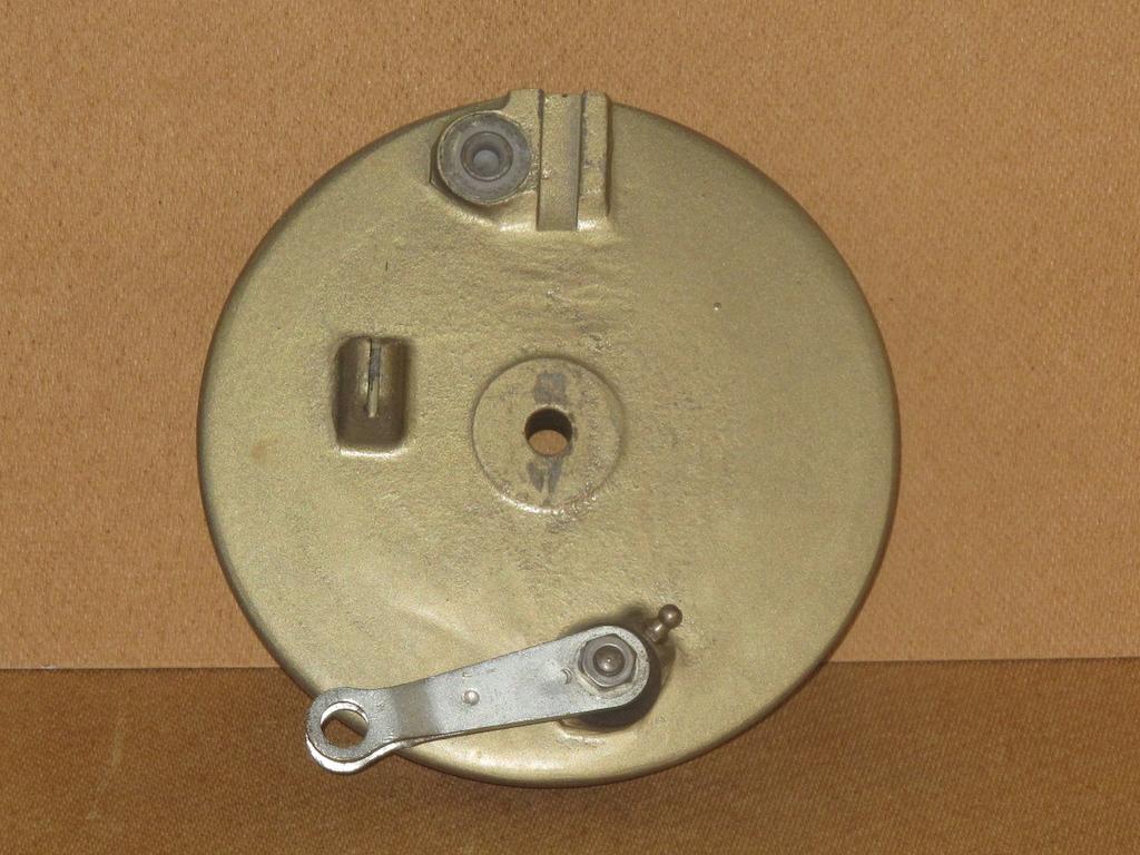 74 Bromssköld fram magnesium 1964-69