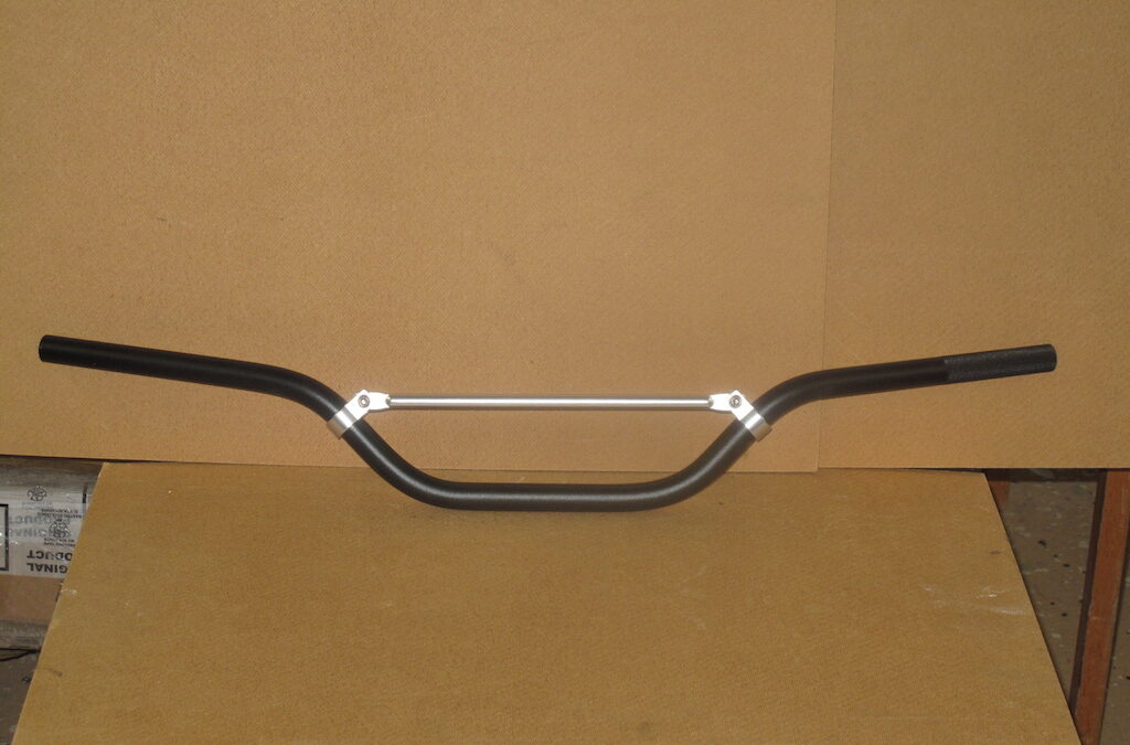 Styre 22mm aluminium