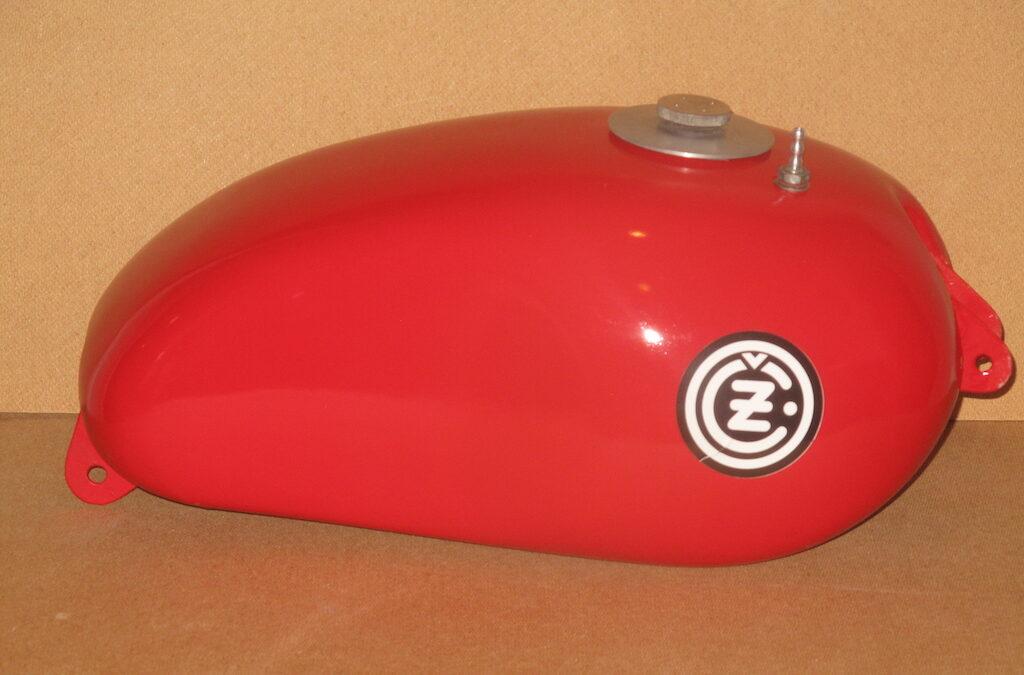 Fuel Tank CZ 1964-68
