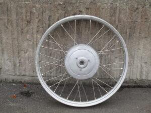 110 Framhjul 2