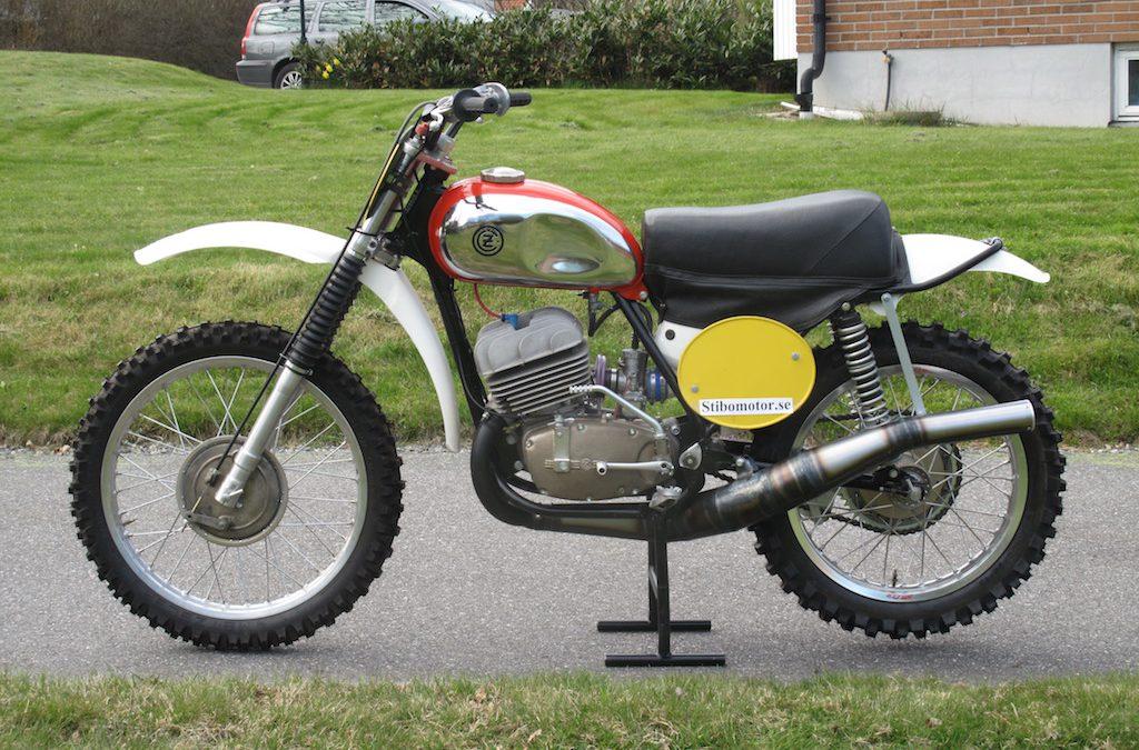 1965 CZ 360cc Type 969/0 Twin Port (400cc) – SOLD