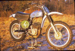 CZ 250cc 1970 Special