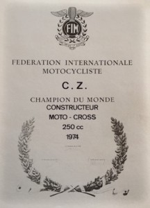 World Champion Constructor 1097