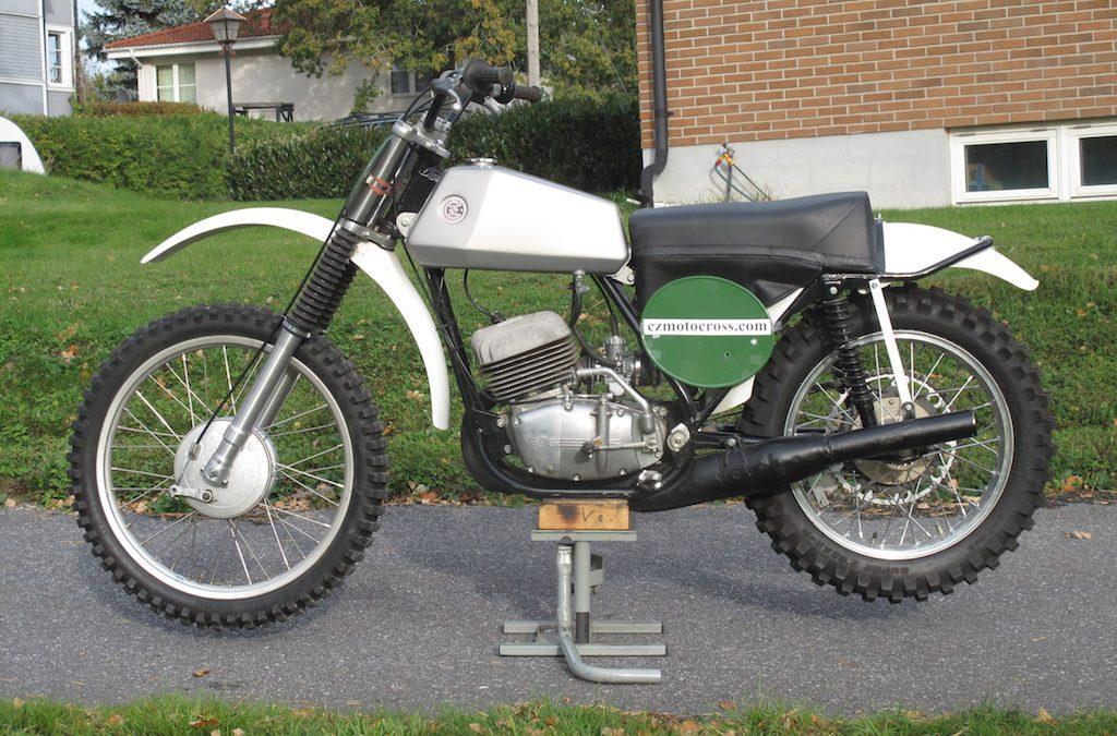 1972 CZ 250cc – SOLD