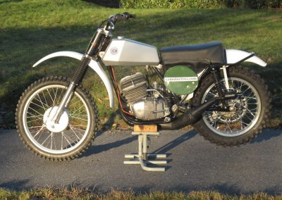 1973 CZ 250cc – SÅLD