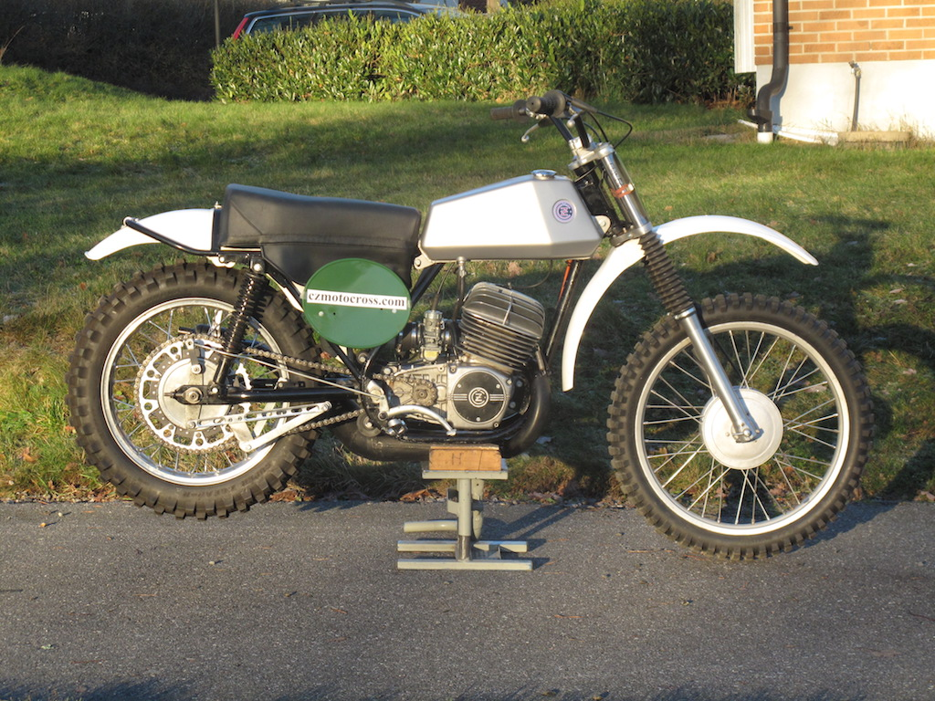 1973 CZ 250cc 2