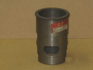 Foder 360cc NOS 1965-67 twin pipe