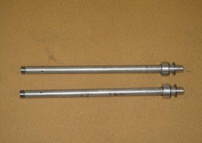 1 par Gaffelpumpar Aluminium NOS