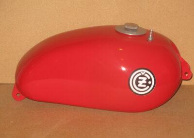 Bensintank CZ 1964–68