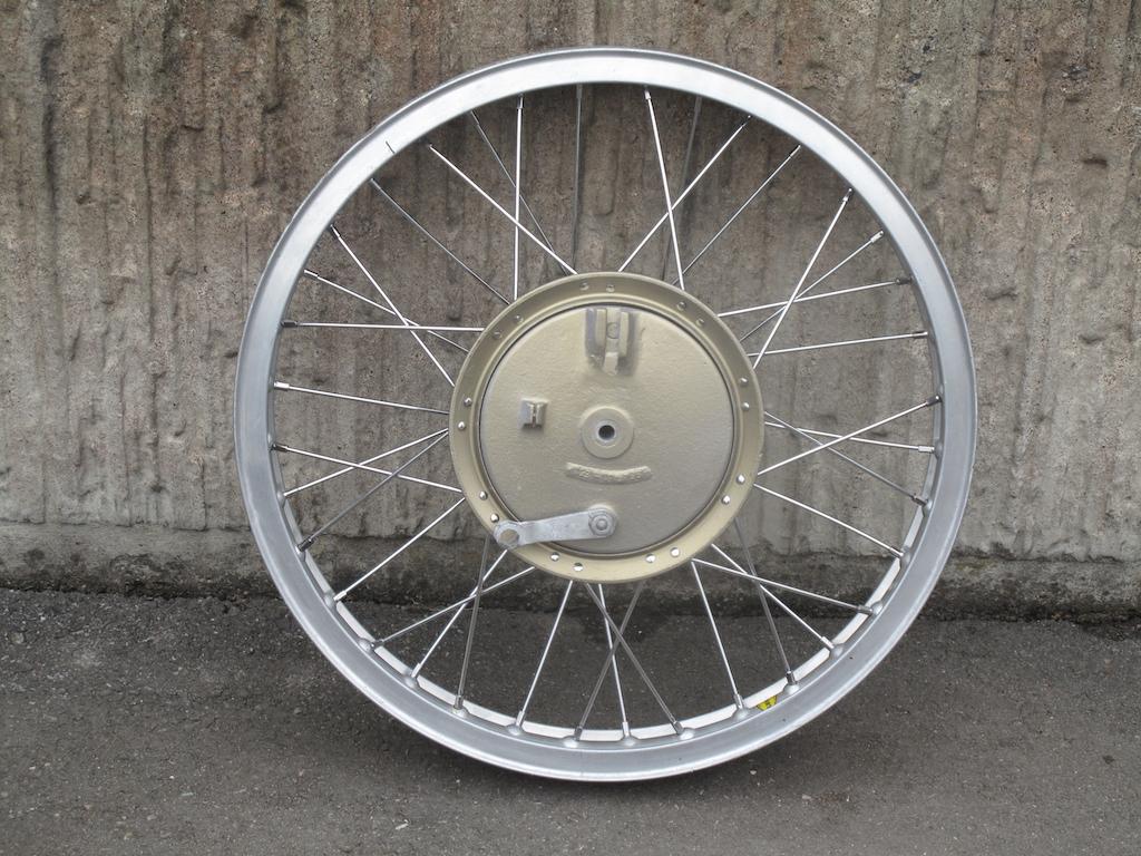 108 Framhjul 1964-68 1